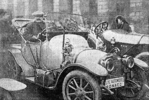 Mlle Cabien - Lion-Peugeot